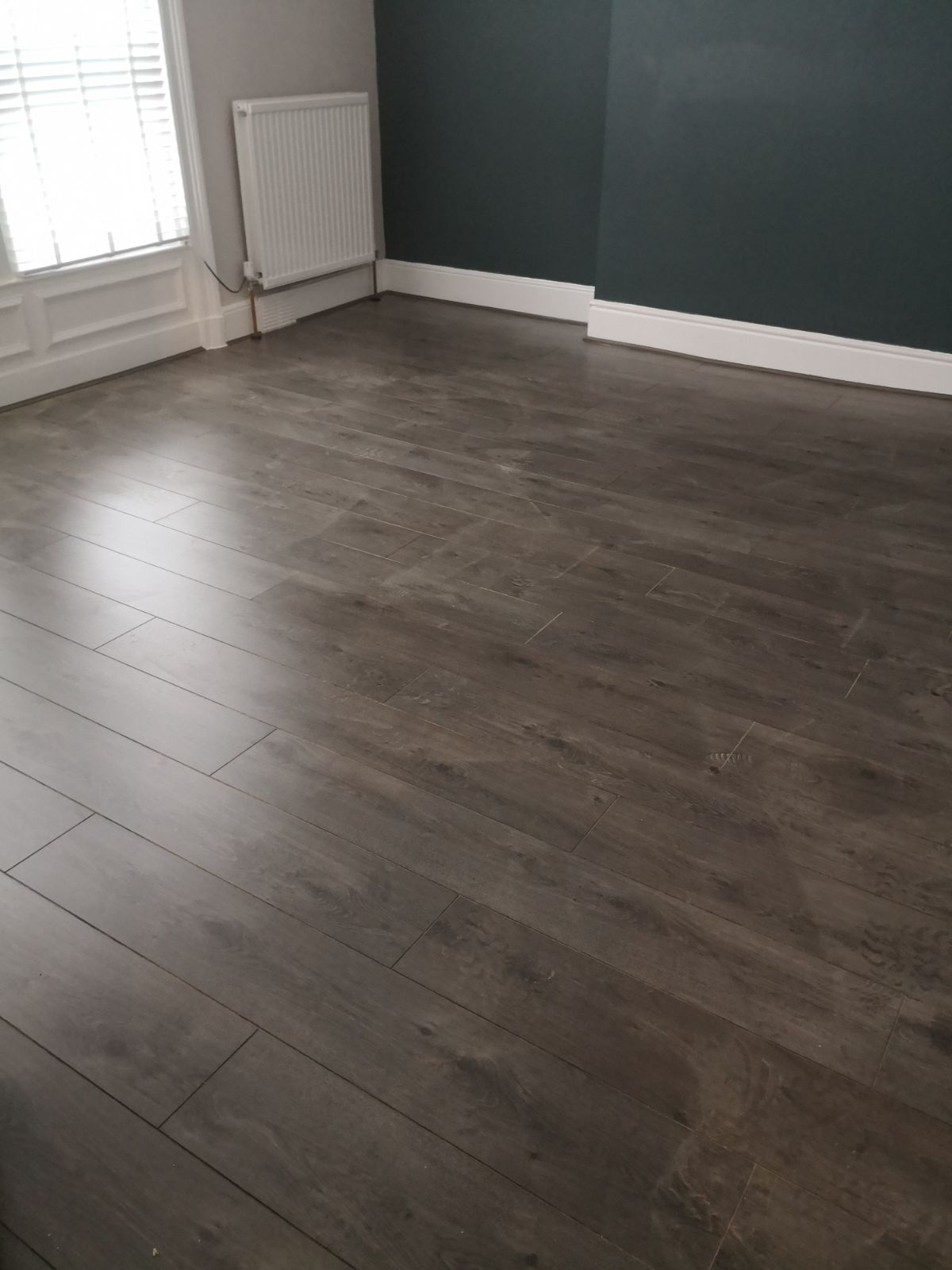 To Clean Laminate Floors >> Ground Floor Laminate Flooring Installation | The Carpet ...