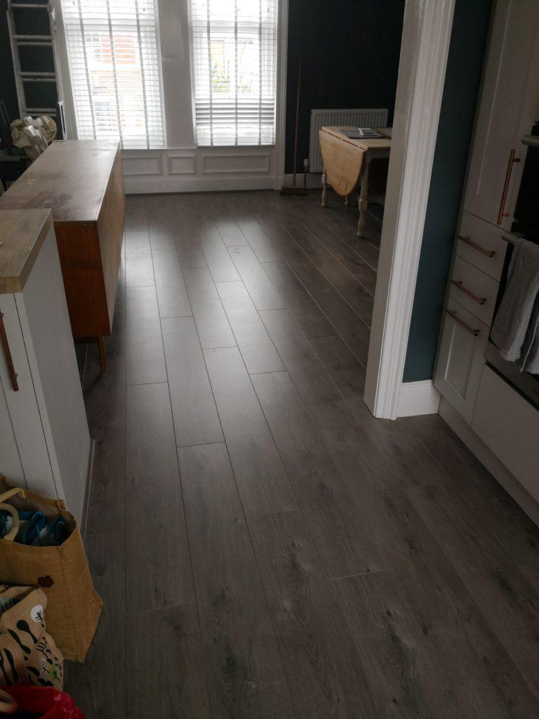 The Carpet Shop | Southport | Lifestyle Chelsea Boardwalk Oak Laminate Flooring | Lifestyle Flooring