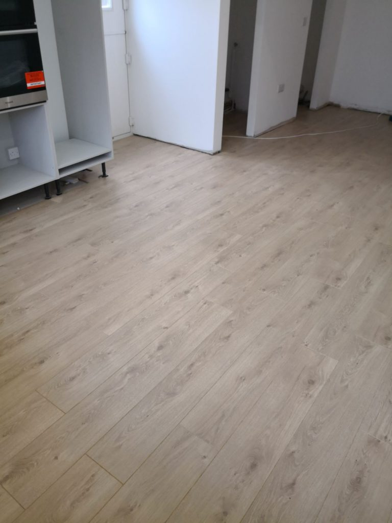Kitchen - Dining Area | Laminate Floor Installation | The Carpet Shop Southport | Lifestyle Floors