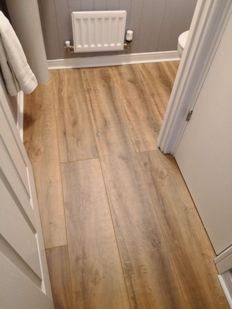 Lifestyle Floors Belgravia Pimlico Oak laminate flooring - The Carpet Shop - Souhtport 1 (3)