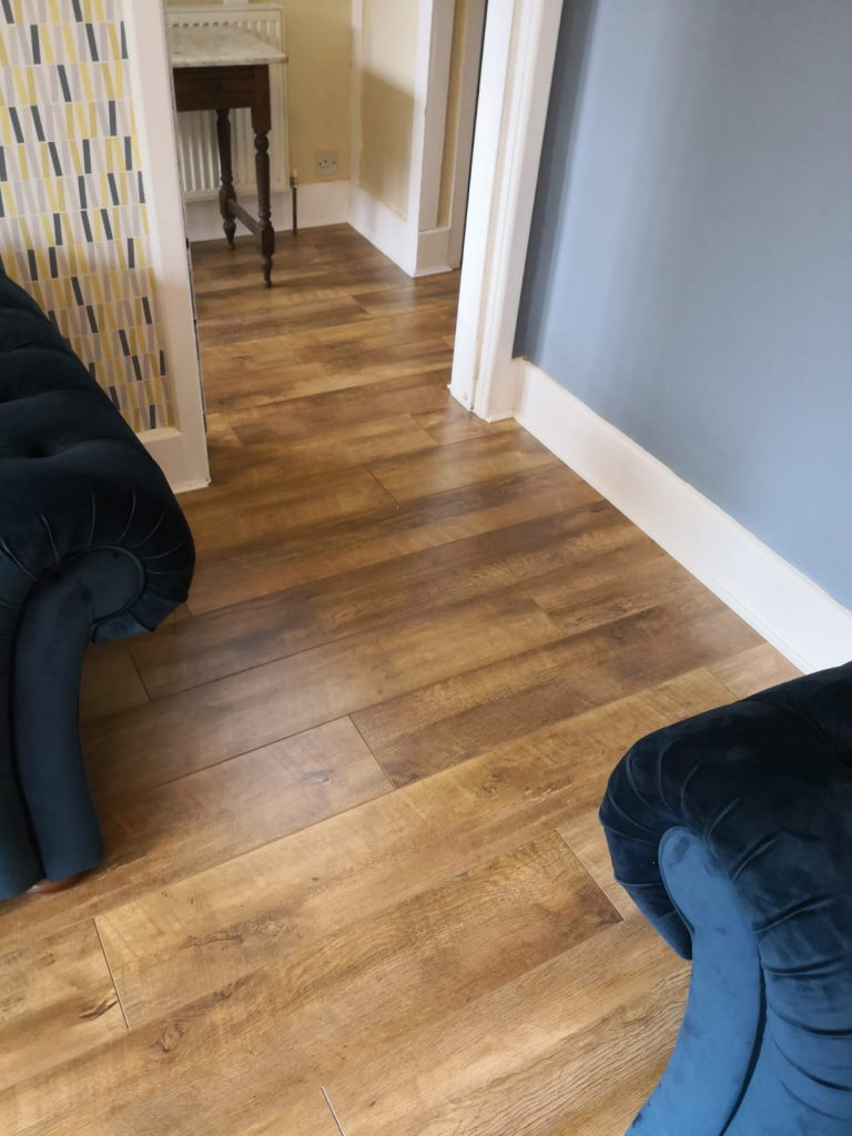 Lifestyle Floors Chelsea Country Oak Laminate Floor