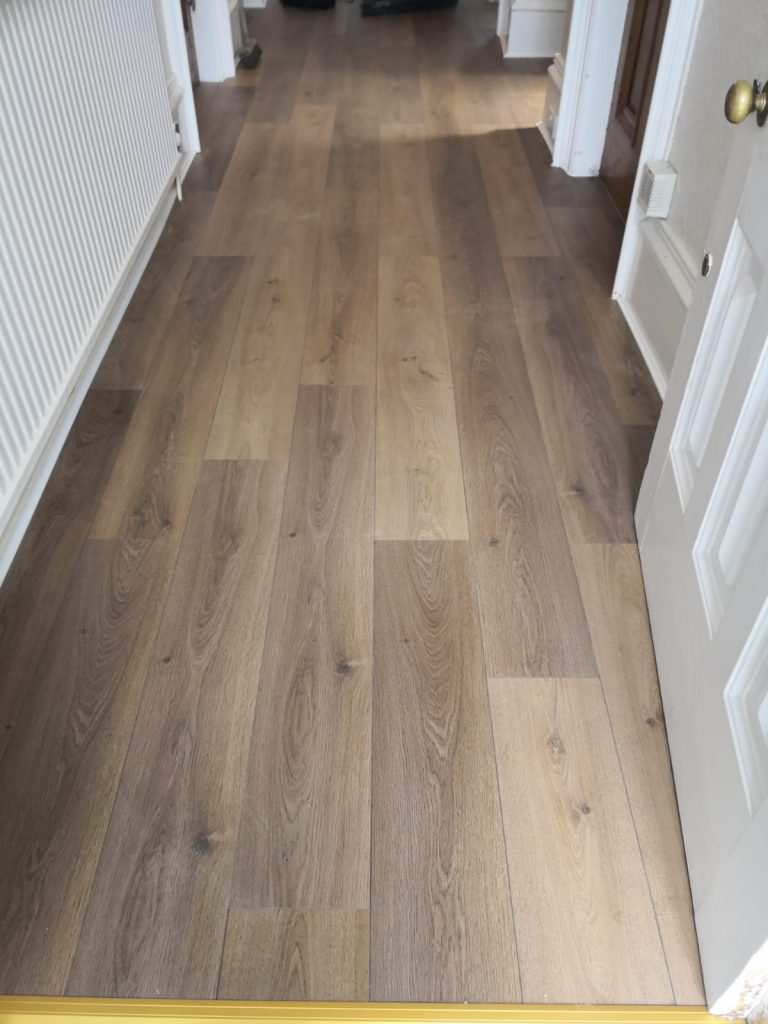 Egger Aqua Classic Oak Trilogy Laminate Flooring | The Carpet Shop Southport
